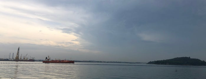 Punggol Point Park is one of Свои.