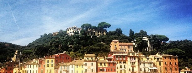 Portofino is one of The Bucket List.