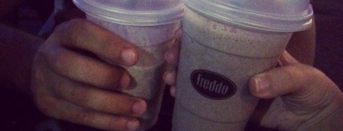 Freddo Café is one of Lugares favoritos de Mauricio.