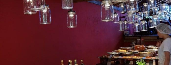 Rabanete Restaurante is one of Locais curtidos por Luiz Frederico.