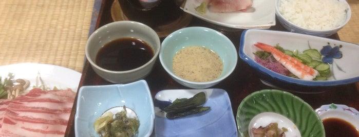 旅館 福山荘 is one of ジャック : понравившиеся места.