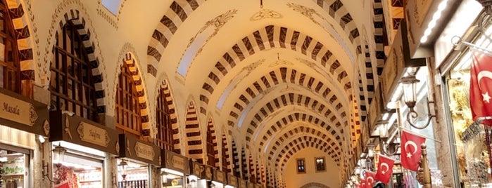 Mısır Çarşısi 64 Ramazan Canbaz is one of Istanbul.
