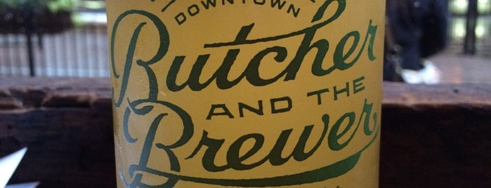 Butcher and the Brewer is one of The World's Best Breweries.