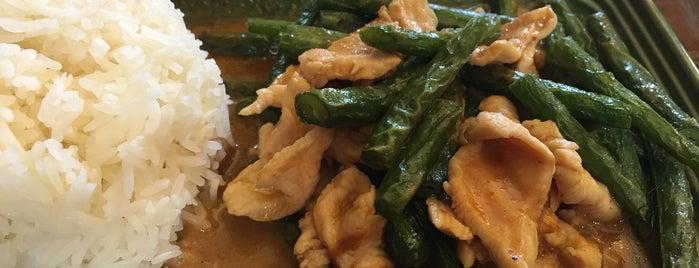 Taste Of Thai is one of Vegan.