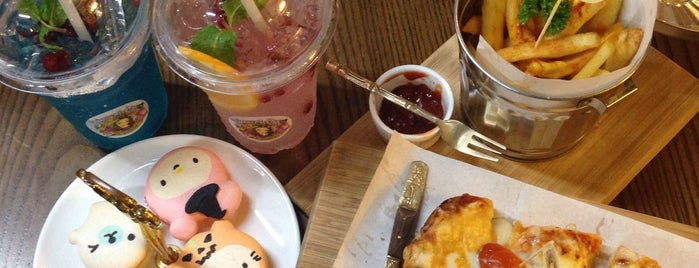 Napat Closet & Cafe' is one of Yet to visit: BKK.