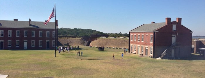 Fort Clinch State Park is one of Will : понравившиеся места.