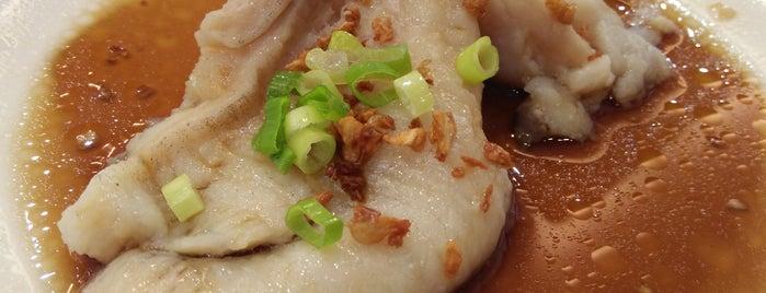 Hainanese Delights is one of Orte, die Cristina gefallen.