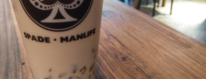 Spade • Manlife Cafe is one of Binondo Coffee and Tea.