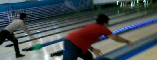 Enghelab Bowling | باشگاه بولينگ انقلاب is one of Tehran.