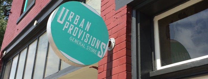 Urban Provisions General Store is one of Marty mar always love and thanks.