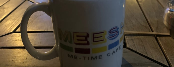 Meesh Me-Time Cafe is one of Doha.
