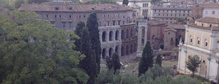 Terrazza Caffarelli is one of Рим.