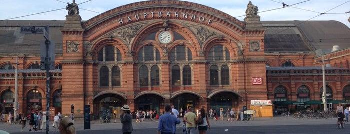 Bahnhofsplatz is one of Bremen about 2 days.