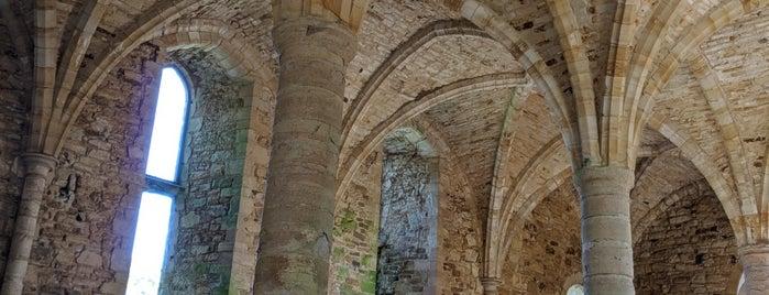 Battle Abbey is one of Lieux qui ont plu à Carl.