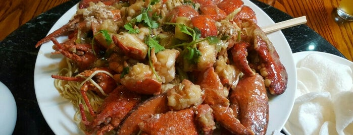Saigon Restaurant is one of Vietnam in London.
