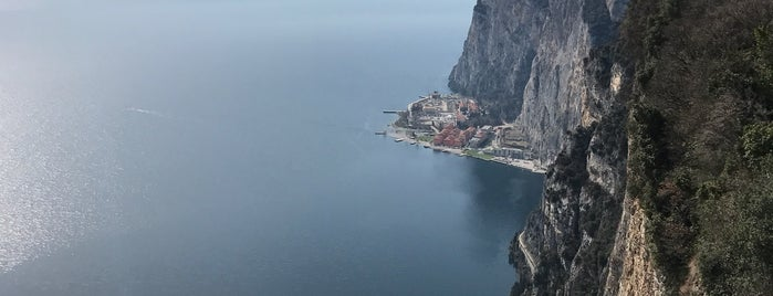 Terrazza del Brivido is one of Trips / Tuscany and Lake Garda.