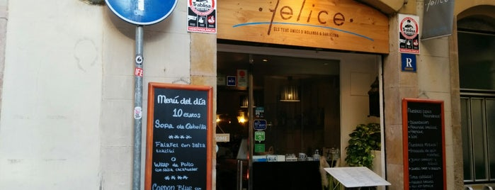 Felice is one of Barcelona.