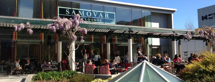 Samovar Tea Lounge is one of San Francisco.