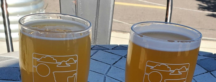 Pulpit Rock Brewing Company is one of Find the Source.