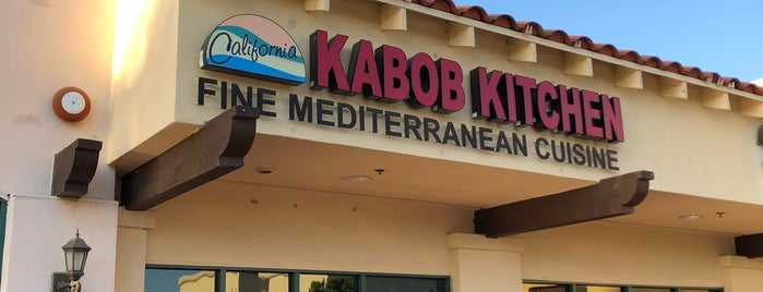 California Kabob Kitchen is one of Ventura Faves.