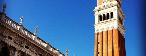 Campanile di San Marco is one of Veneza.