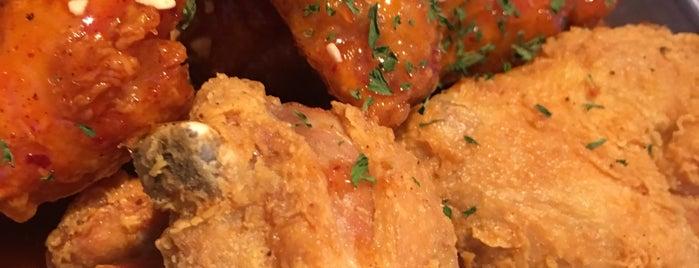Ugly Potato & Chicken is one of Tempat yang Disukai Yves.