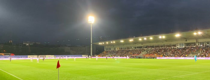 Skonto Stadions is one of Carl : понравившиеся места.