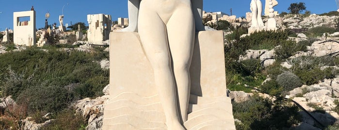 Ayia Napa International Sculpture Park is one of Posti salvati di mmyau.
