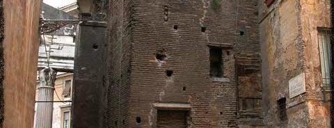 Sant'Angelo in Pescheria is one of 101 cose da fare a Roma almeno 1 volta nella vita.