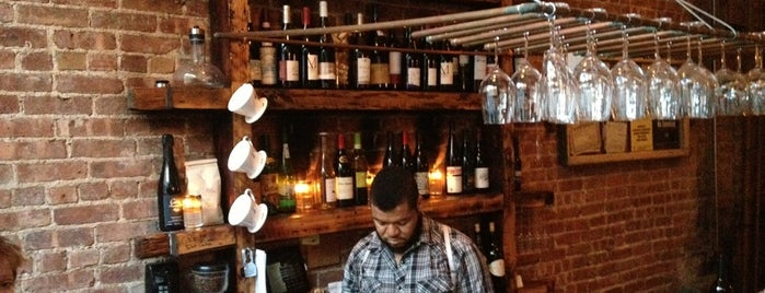 Kilo is one of NYC Wine Bars.