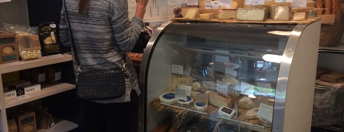 Wedge Cheesemongers is one of Yummly.