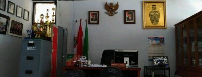 SMAN 1 Sukabumi is one of Posti salvati di handi.