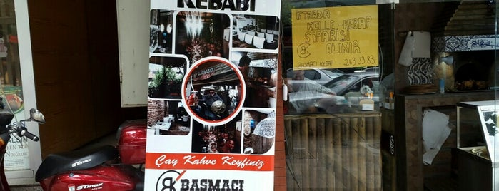 Basmacı Kebap is one of Cenkerさんのお気に入りスポット.