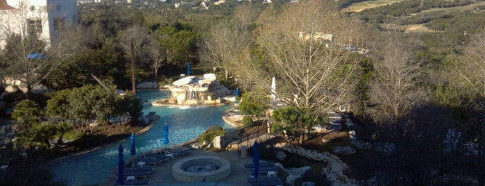 La Cantera Resort & Spa is one of San Antonio.