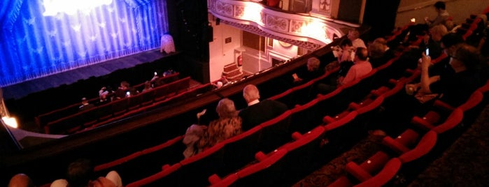 Vaudeville Theatre is one of London1.