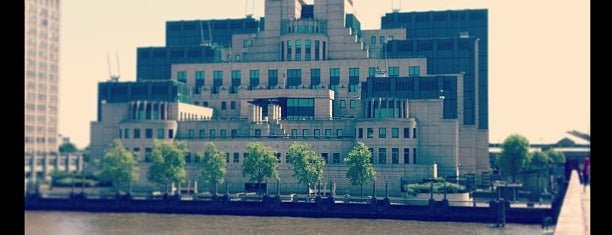 MI6 is one of London - All you need to see!.