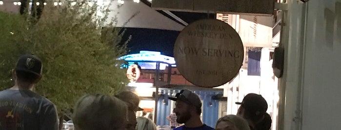 Oak & Ivy: An American Whiskey Den is one of Las Vegas, NV.
