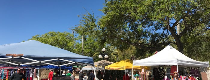 Ybor Saturday Market is one of My Fun.