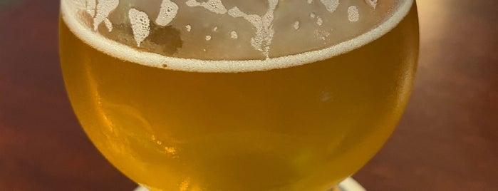 7venth Sun Brewery is one of Posti salvati di Rachel.