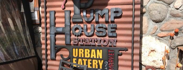 Pump House Station Urban Eatery and Market is one of Sedona, Arizona.