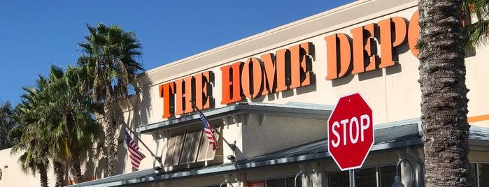 The Home Depot is one of Orte, die Dawn gefallen.