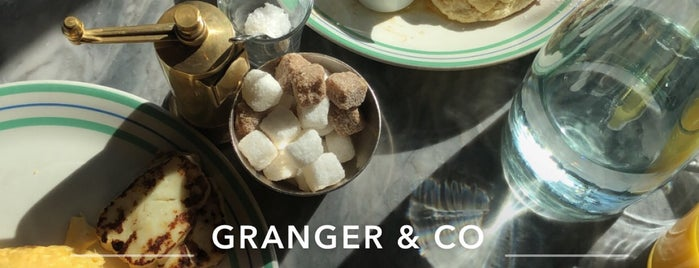 Granger & Co. is one of London.