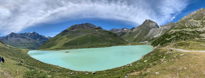 Rifflsee is one of Pitztal.