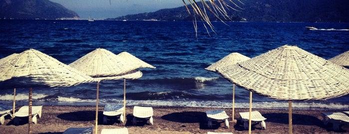 Dora Beach is one of Orte, die Melis gefallen.