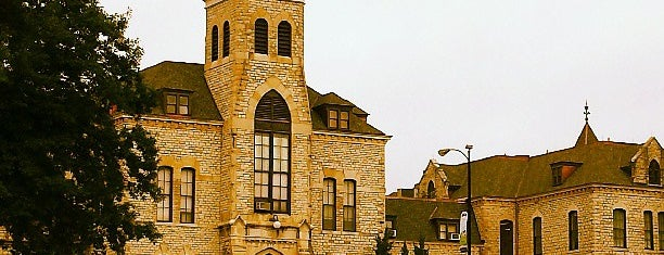 Kansas State University is one of College Love - Which will we visit Fall 2012.