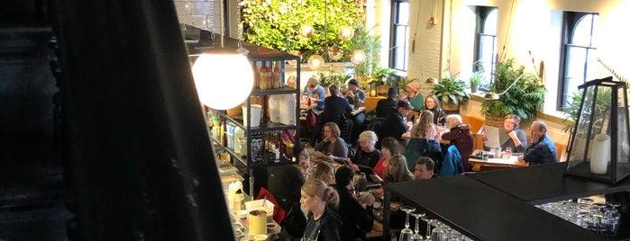 Hope Breakfast Bar is one of Locais salvos de Hillman.