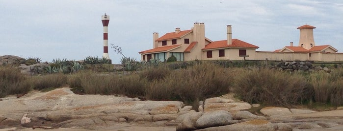 Faro de Punta Palmar is one of Tempat yang Disukai Pedro.
