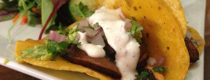 Flore Vegan Restaurant is one of The Best Comfort Food in Los Angeles.
