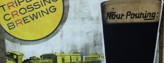 Triple Crossing Beer is one of Breweries.