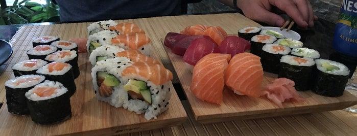 Bona Sort Sushi is one of Locais curtidos por Teresa.